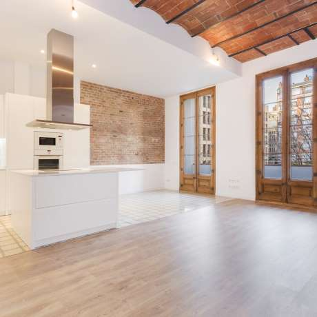 The best apartments in Eixample disctrict